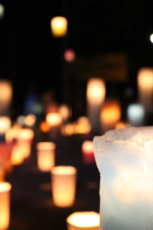 宵祭り万灯会・古風なキャンドルナイトへようこそ